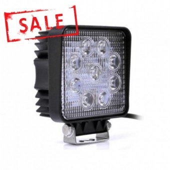 LED werklamp / breedstraler 27 watt 27W