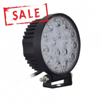 LED werklamp / breedstraler 42watt 42W