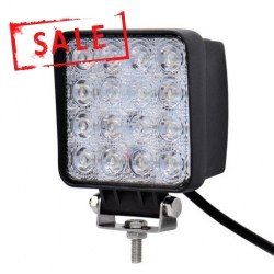 LED werklamp / breedstraler 48 watt 48W