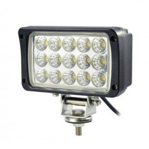 LED heavy duty werklamp / breedstraler 45watt 45W