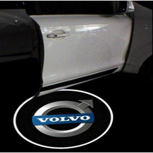 volvo led logo projector instapverlichting