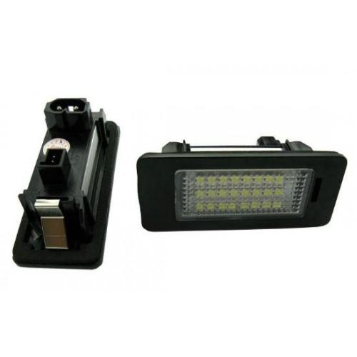 LED kenteken verlichting BMW E39, E46 M3 CSL, E60, E61, E70, E71 ...
