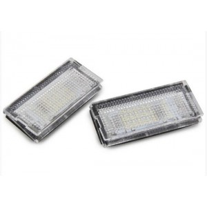 LED kenteken verlichting BMW E46 sedan en touring