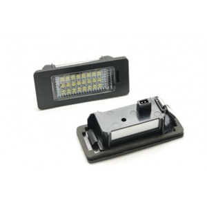 LED canbus kenteken verlichting VW Golf Polo Passat Sharan Touran Touareg