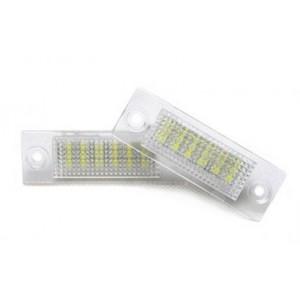LED kenteken verlichting VW Golf Jetta Passat Transporter Touran