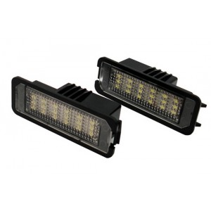 LED canbus kenteken verlichting VW Golf Polo Passat Scirocco Lupo Eos