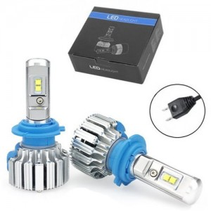 H7 Can-bus led kit, high performance ledlampen