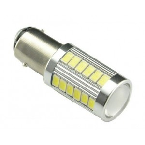 P21/5W / BAY15D / 1157 LED lamp 33x SMD 5730