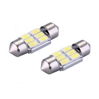 Festoon / C5W LED CANBUS storingsvrij 31mm