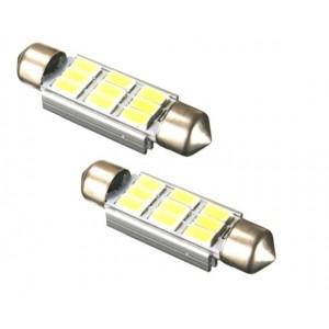 Festoon / C5W LED CANBUS storingsvrij 42mm