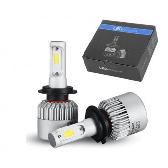 H1 led kit, evolution ledlampen