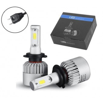 H7 led kit, evolution ledlampen