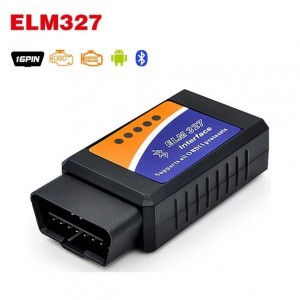 OBD2 ELM327 V2.1 Bluetooth interface
