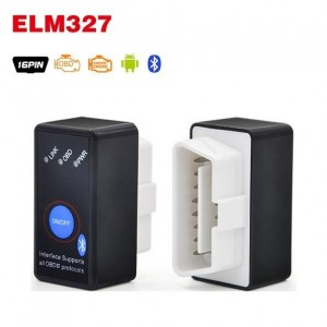 OBD2 ELM327 V2.1 Mini-S Bluetooth interface
