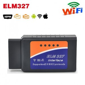OBD2 ELM327 V2.1 Wifi interface