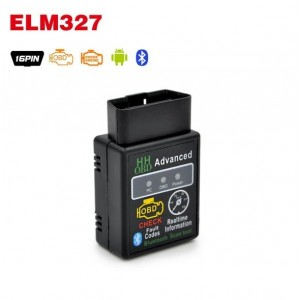 HH OBD2 ELM327 Bluetooth interface