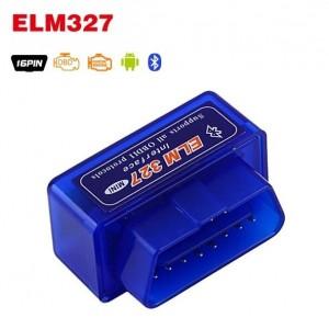 OBD2 ELM327 Bluetooth mini interface