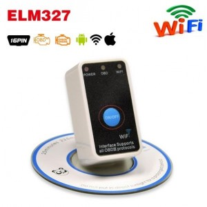 OBD2 ELM327 V2.1 Mini-S Wifi interface