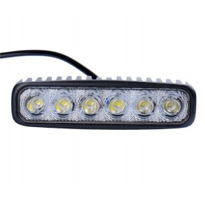 LED werklamp / breedstraler 18 watt 18W