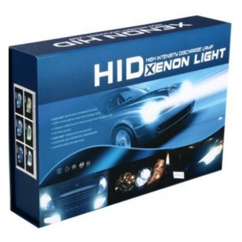 Slim-line Xenon HID ombouwset H4 High-Low