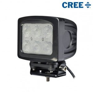 PRO CREE heavy duty led breedstraler 60 watt