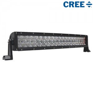 Cree curved led light bar / combobeam 120watt 120W 5D
