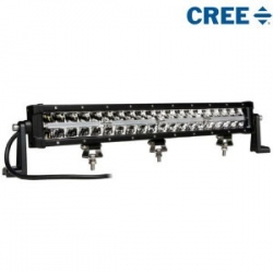Cree led light bar / positielicht 120watt 120W