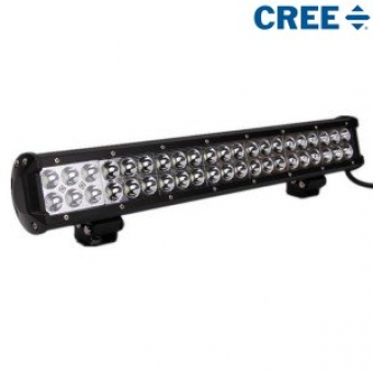 Cree led light bar / verstraler 126watt 126W