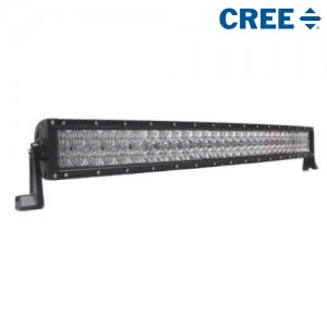 Cree curved led light bar / combobeam 180watt 180W 5D