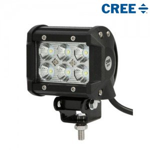 Cree led light bar / breedstraler 18watt 18W