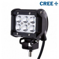 Cree led light bar / verstraler 18watt 18W