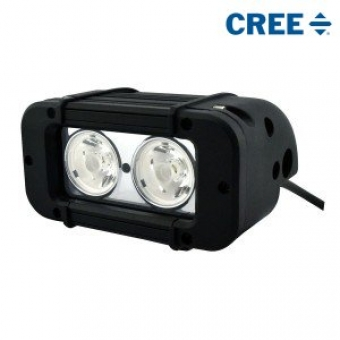 Cree heavy duty led light bar / verstraler 20watt 20W