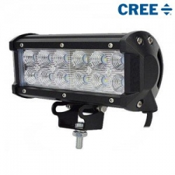 Cree led light bar/breedstraler 36watt 36W