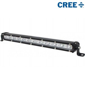 Cree Slimline led light bar 60 watt verstraler
