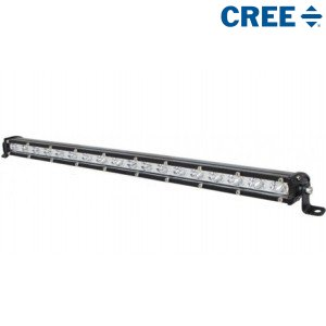 Cree Slimline led light bar 54 watt verstraler