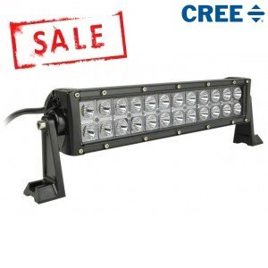CREE led light bar / verstraler 72watt 72W