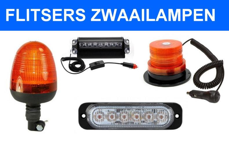 led flitsers zwaailampen e-keur r10 r65 hella osram